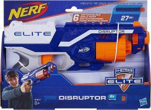Nerf Elite Disruptor boite