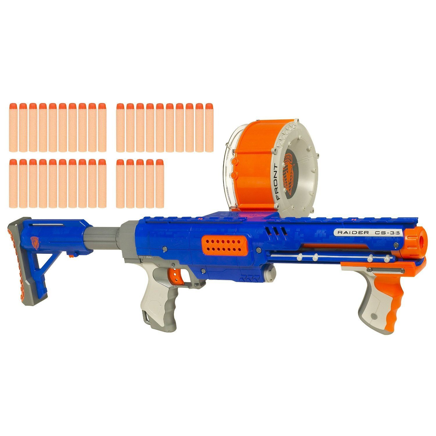 nerf raider cs 35 pistolet nerf. Black Bedroom Furniture Sets. Home Design Ideas