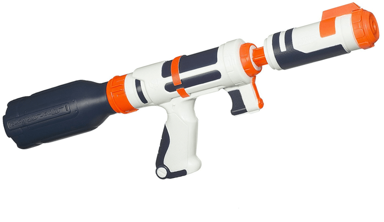 nerf super soaker bottle blitz pistolet nerf. Black Bedroom Furniture Sets. Home Design Ideas