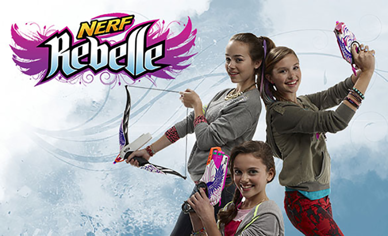 Nerf Rebelle Wallpaper