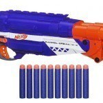 nerf elite barrel break