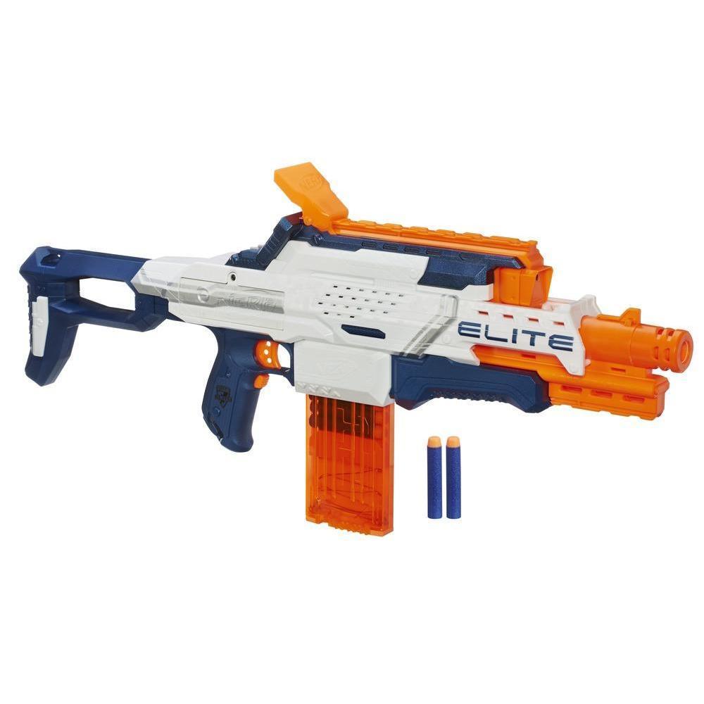 nerf elite machine gun
