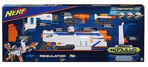 Nerf Elite Modulus Regulator boîte